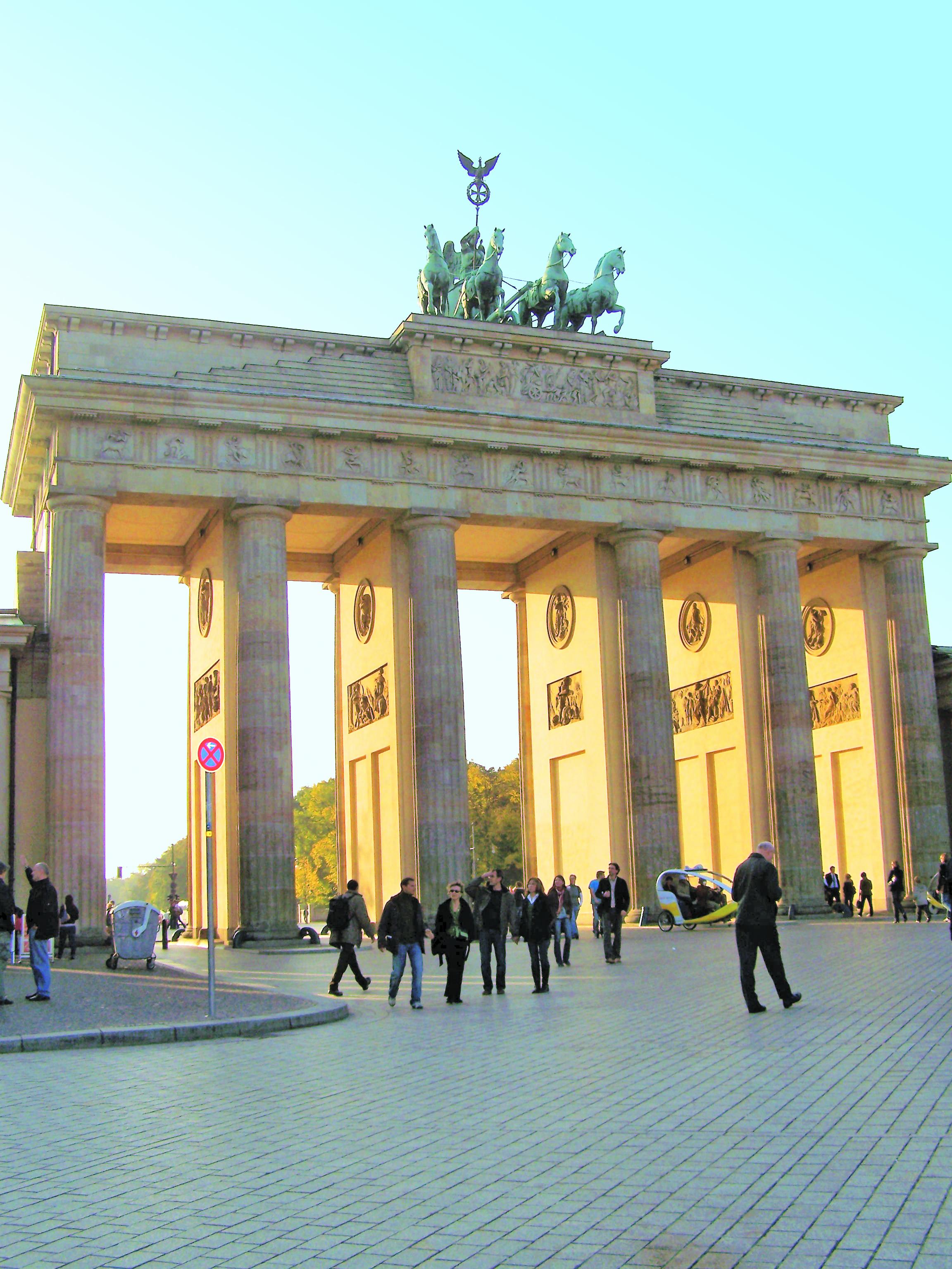 ヨーロッパの大都市ベルリンで生活してみよう