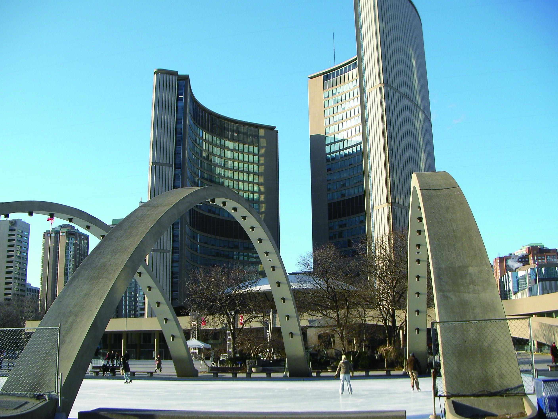 カナダ最大の商業都市で語学を学ぶ。