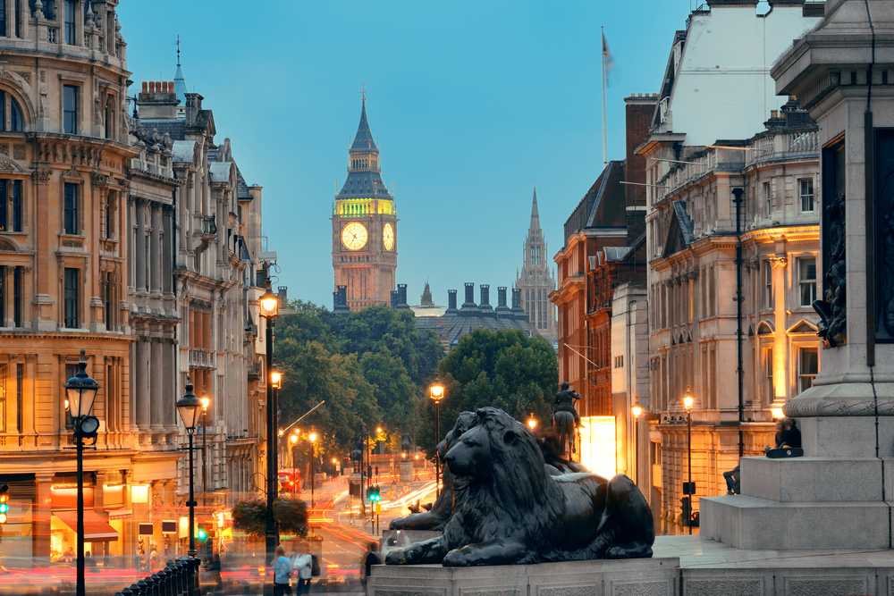 お洒落なロンドンで憧れの海外生活♡