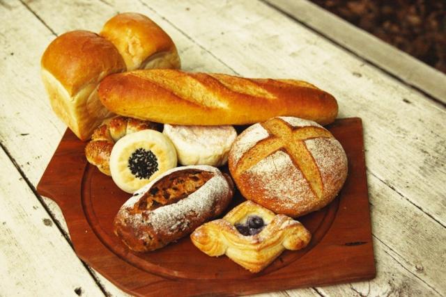英語でパン作り♪