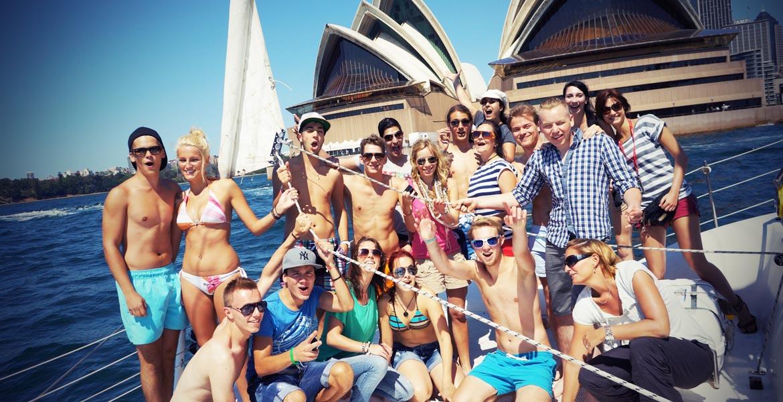 【大学生の休学オーストラリア留学】4月、9月から6ヶ月以上の長期留学者向け