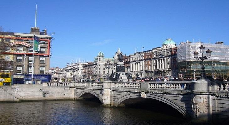 妖精が住むと言われる美しい街ダブリン