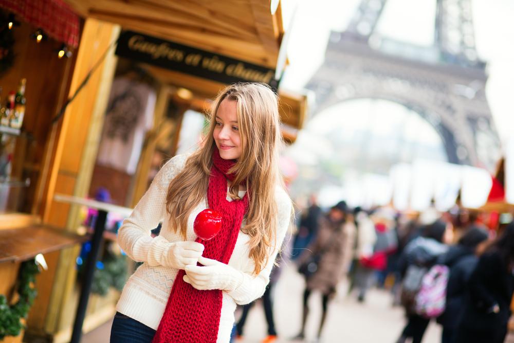 憧れのパリに住んで語学力アップ!