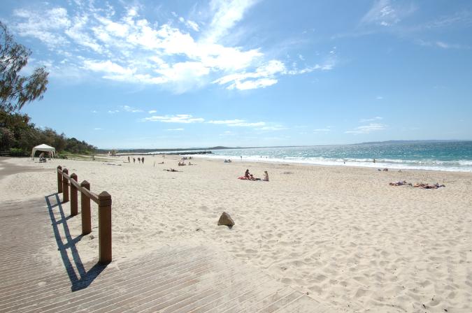 海に近く、楽しい留学生活を送れます