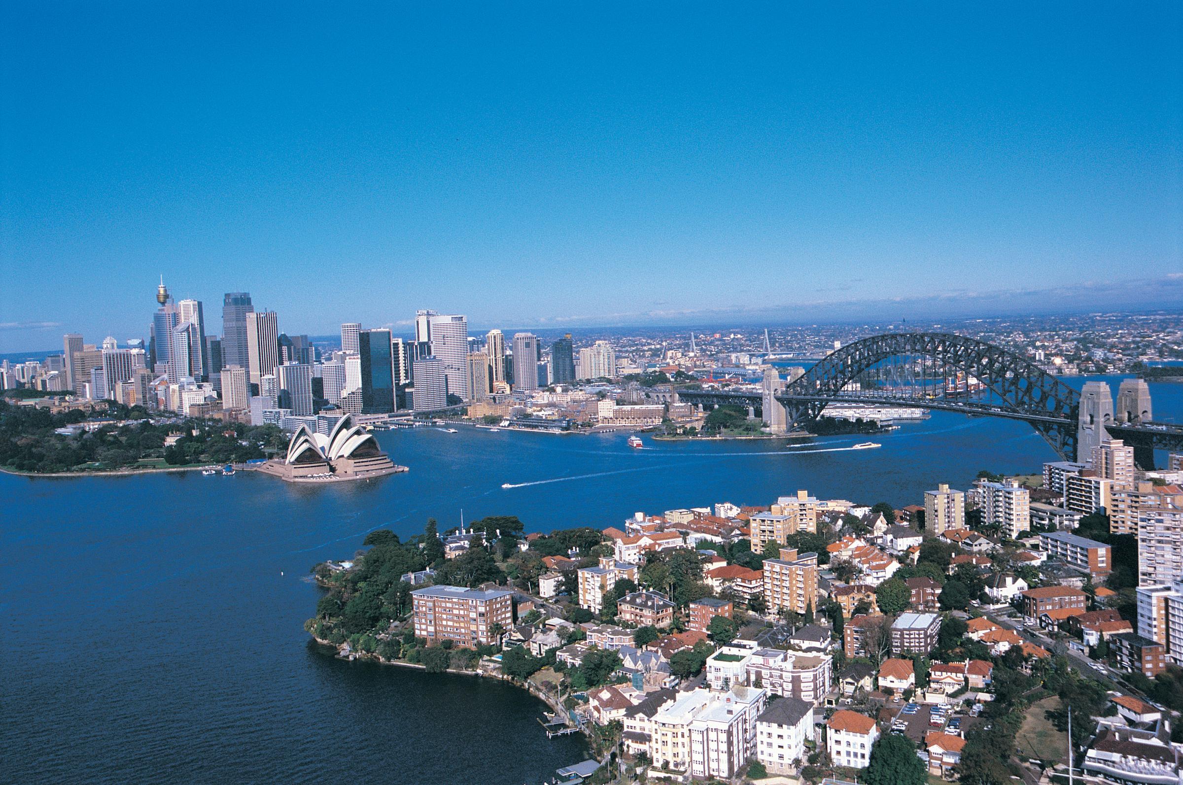 ビジネス英語も学べる!オーストラリア・シドニーで語学留学