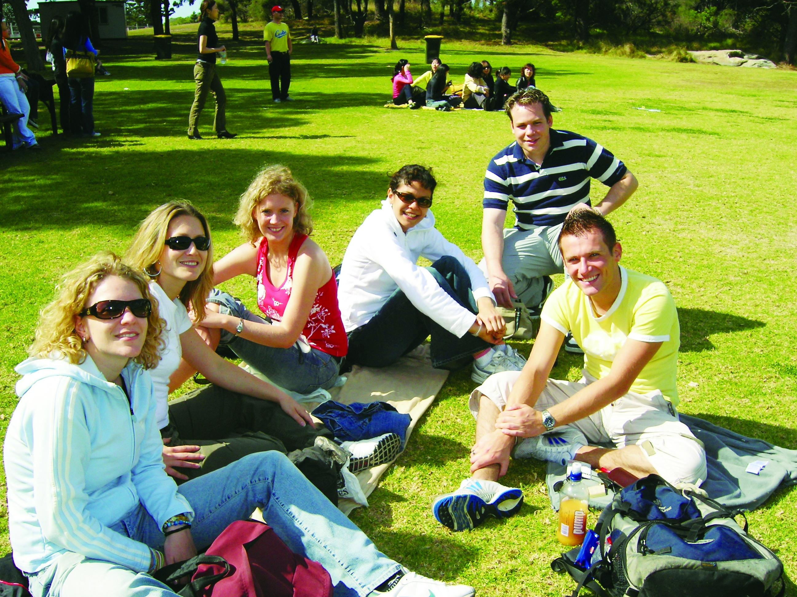 本格的に英語が学べる♪快適&充実のシドニー語学留学!