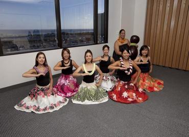 ハワイで学ぶフラダンス