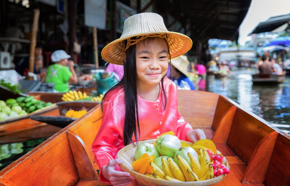 バンコクの観光やB級グルメも楽しんじゃおう!