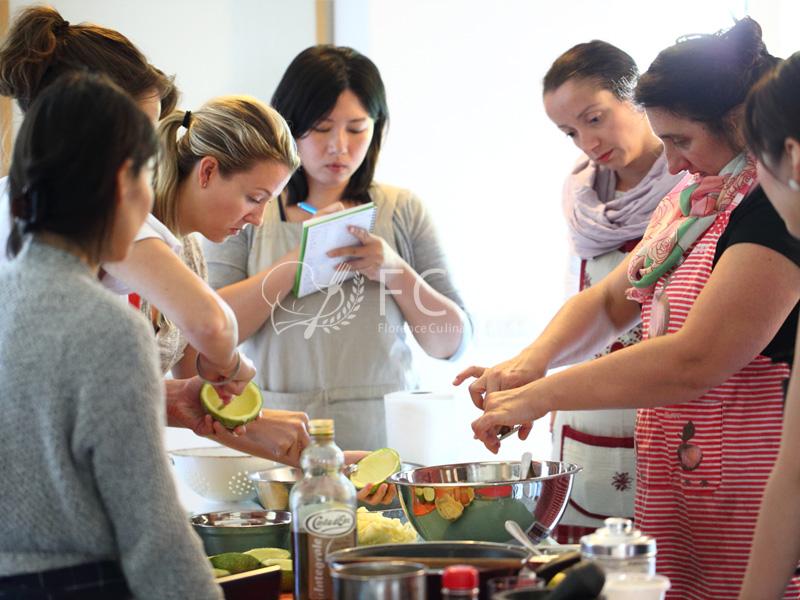 通学証明書授与🇮🇹とびきり美味しいイタリアの家庭料理を、料理の経験豊富な講師と楽しく学ぶチャンス♪