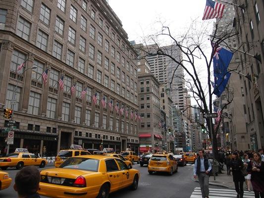 刺激あるニューヨークで留学生活