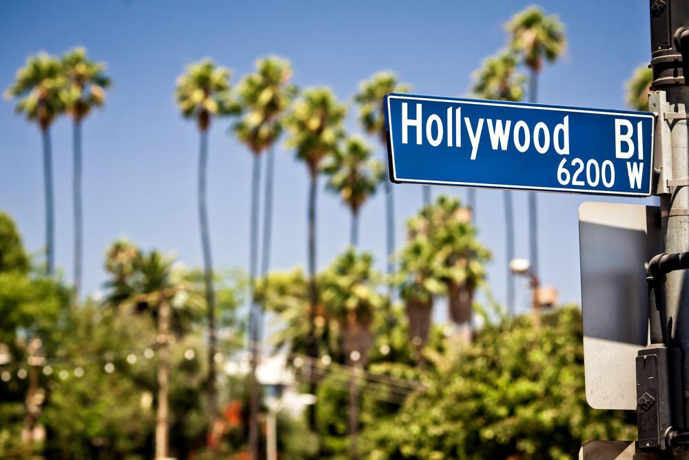 映画の中心地ハリウッド地区もすぐそこ!