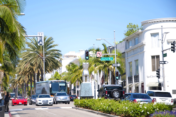 憧れの街、ロサンゼルス