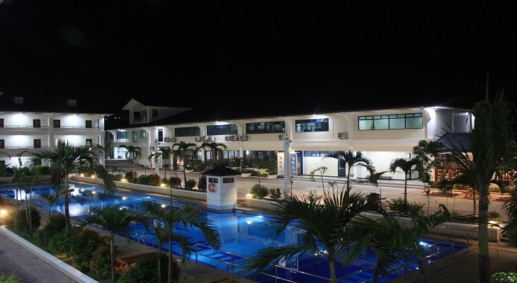 ホテルリゾートをコンセプトにした最高水準の施設!