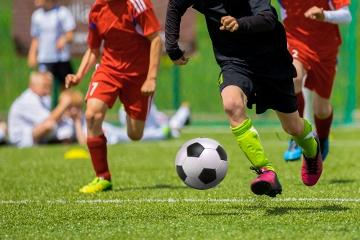 将来は世界で活躍できるサッカー選手になりたい!