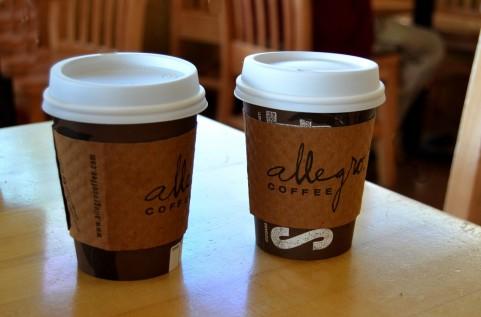 カフェでゆっくり授業を受けよう♪