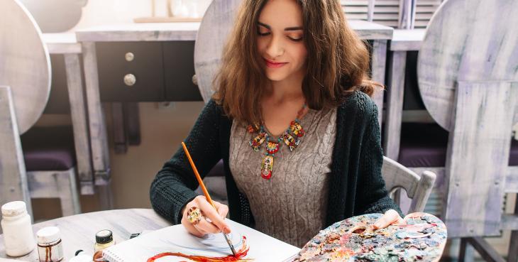 アート&デザインのイメージ画像