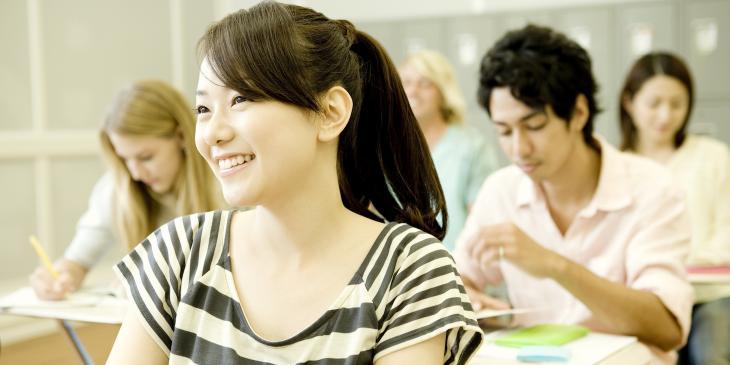 語学留学のイメージ画像