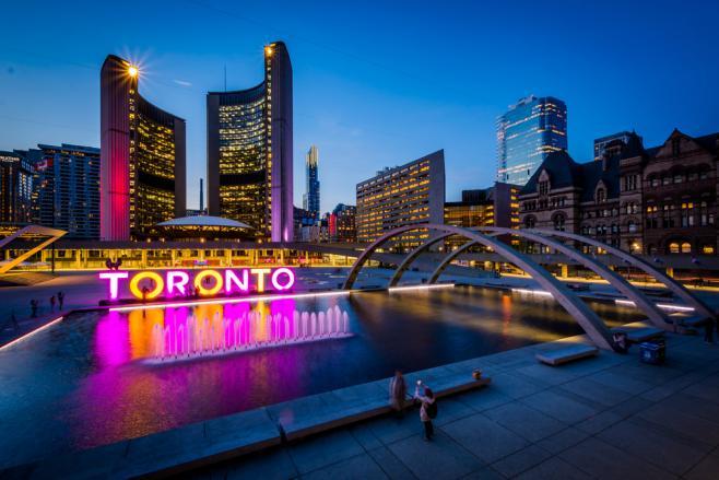 【体験談】カナダ長期留学で観光スポットを満喫!お隣アメリカにも行っちゃいました♪