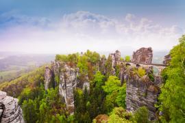 壮大なスケール!「ザクセン・スイス国立公園」ってどんなところ?