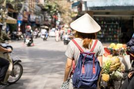 【体験談】ベトナムの大学留学中に行った、ハノイの人気レストラン「Quan An Ngon」
