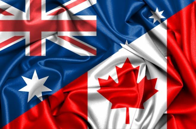 留学人気国のオーストラリアとカナダ★人気の秘密をチェックしよう!