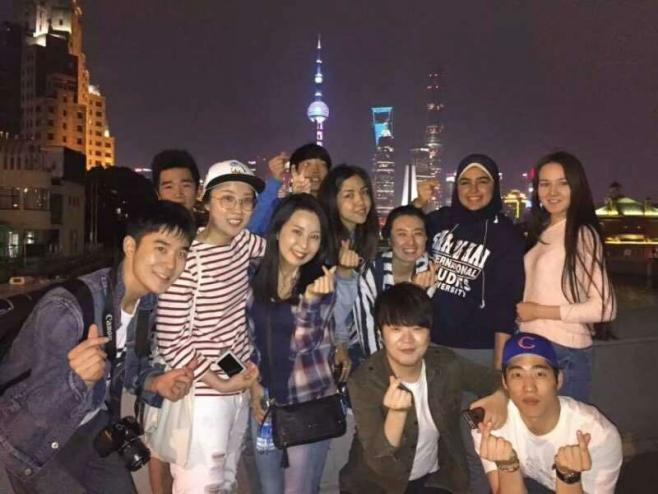 中国にて②