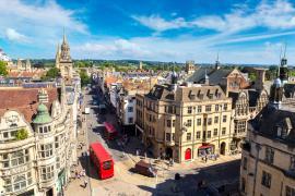 【体験談】イギリス語学留学を満喫!オックスフォードには魅力がいっぱい♪