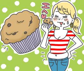 留学で「muffin top(マフィントップ)」になっちゃうかも!? ~グローバル女子育成英語塾/3講目~