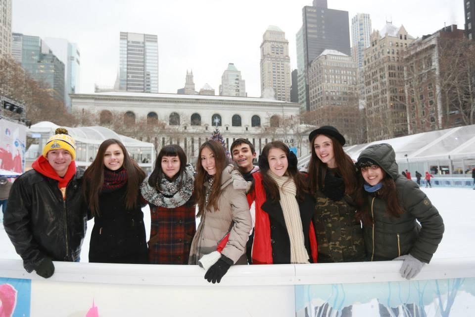 冬のニューヨークを楽しもう