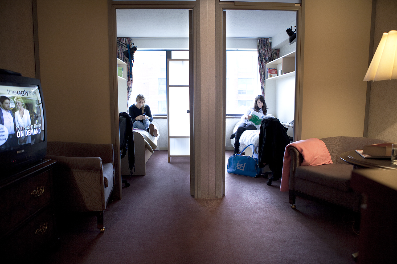 EFトロント校の学生寮