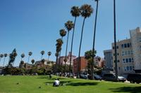 サンディエゴの街並み