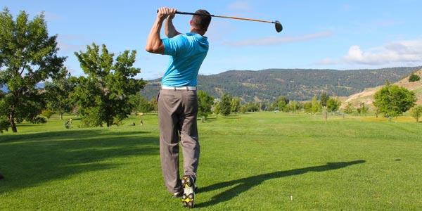 ゴルフ漬けの日々