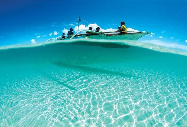 セブ島の魅了はなんといっても綺麗な海!心身ともにリフレッシュできます♪
