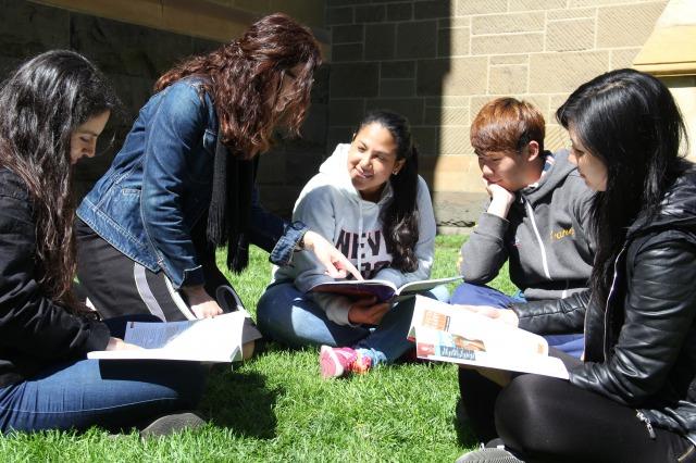 多国籍な学生と国際交流を楽しもう!