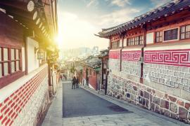 【体験談】ワーホリで3か月間だけ韓国に滞在!就職前にできた最後の自由な旅と、語学勉強の毎日
