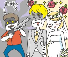 「Shotgun Marriage」=「できちゃった結婚」なのはなぜ!? ~グローバル女子育成英語塾/2講目~