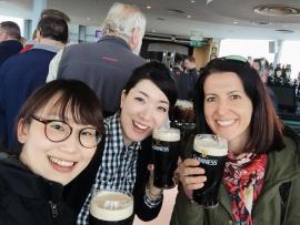 アイルランドのワーホリで海外生活をENJOY中のブロガー・etsukoさんに直撃インタビュー!